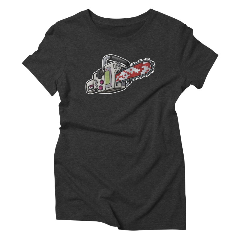 Button Masher Women's T-Shirt by Marty's Artist Shop