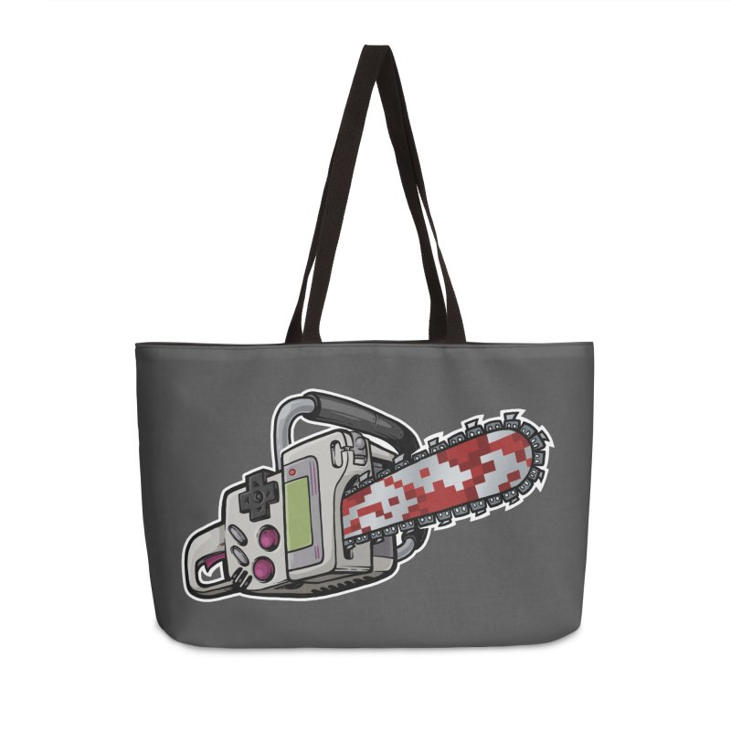 Button Masher Accessories Bag by Marty's Artist Shop