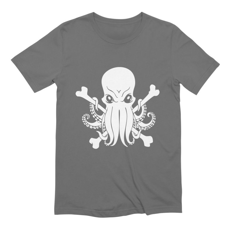The Jolly Cthulhu Men's T-Shirt by Marty's Artist Shop