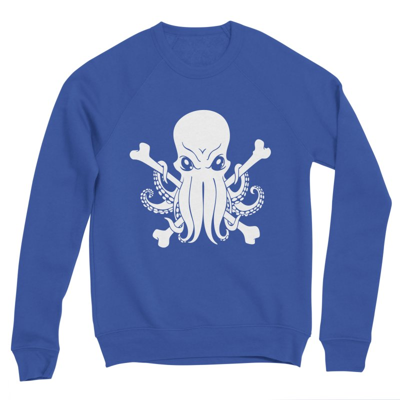 The Jolly Cthulhu Men's Sweatshirt by Marty's Artist Shop