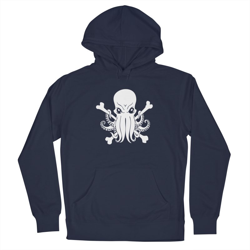The Jolly Cthulhu Men's Pullover Hoody by Marty's Artist Shop