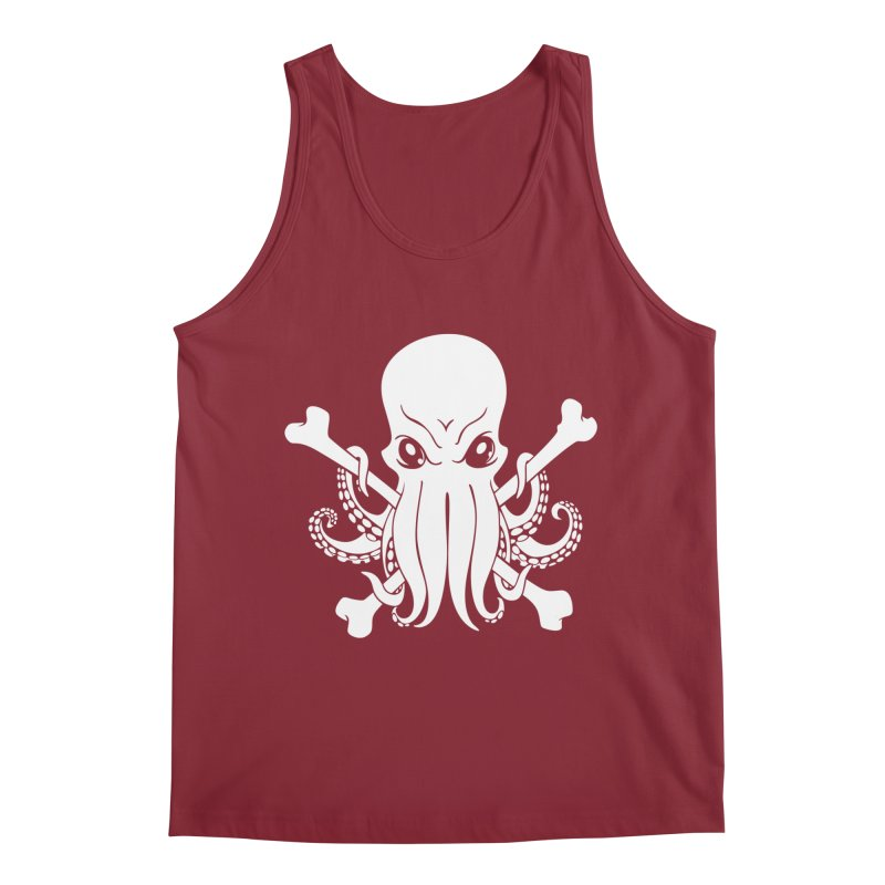 The Jolly Cthulhu Men's Tank by Marty's Artist Shop