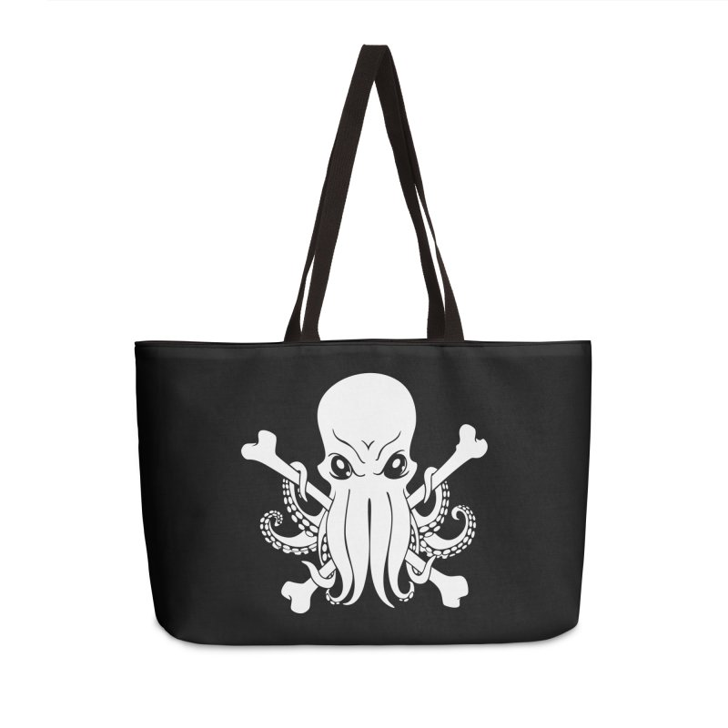 The Jolly Cthulhu Accessories Bag by Marty's Artist Shop