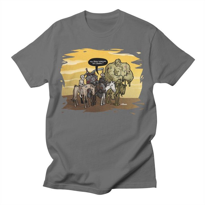 peSWOLence Men's T-Shirt by Marty's Artist Shop