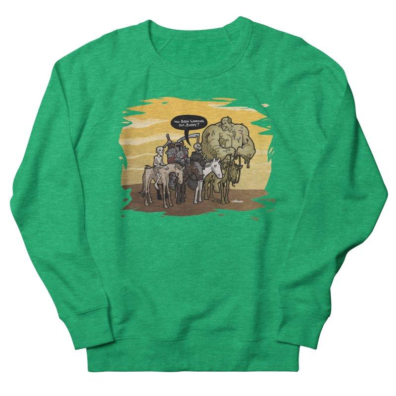 peSWOLence Women's Sweatshirt by Marty's Artist Shop