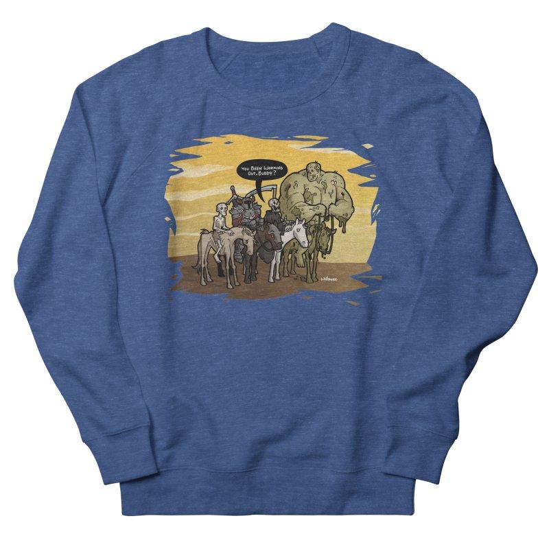 peSWOLence Men's Sweatshirt by Marty's Artist Shop
