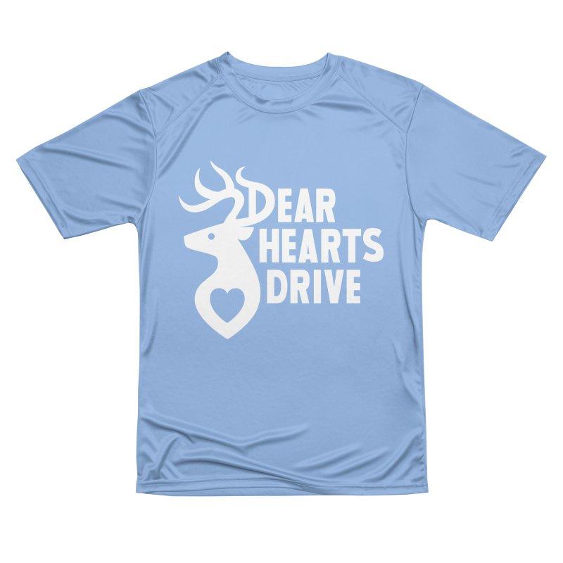 Dear Hearts Drive Men's T-Shirt by Marty's Artist Shop