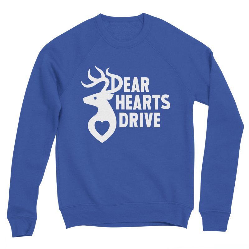 Dear Hearts Drive Women's Sweatshirt by Marty's Artist Shop