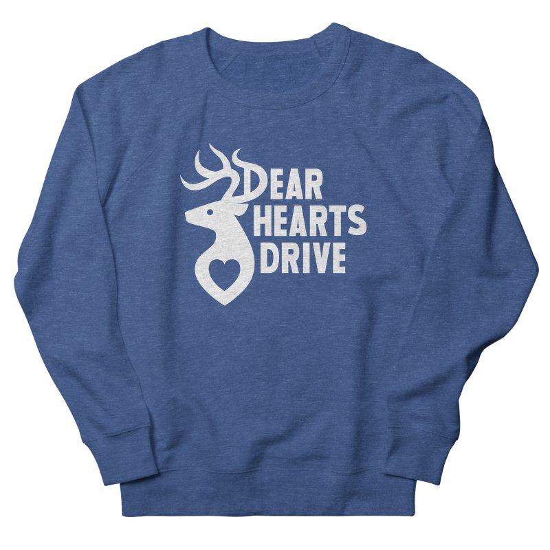Dear Hearts Drive Men's Sweatshirt by Marty's Artist Shop