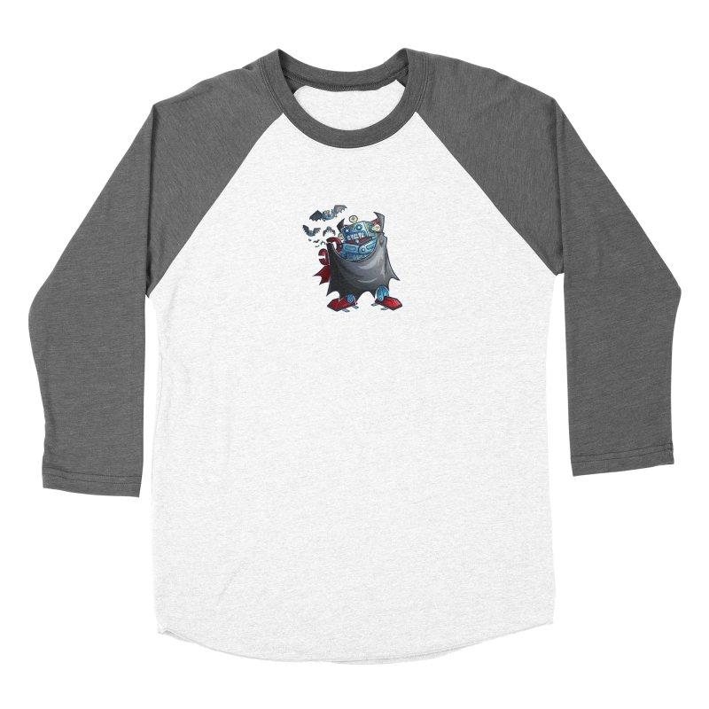 Robot Vampire! Women's Longsleeve T-Shirt by Marty's Artist Shop