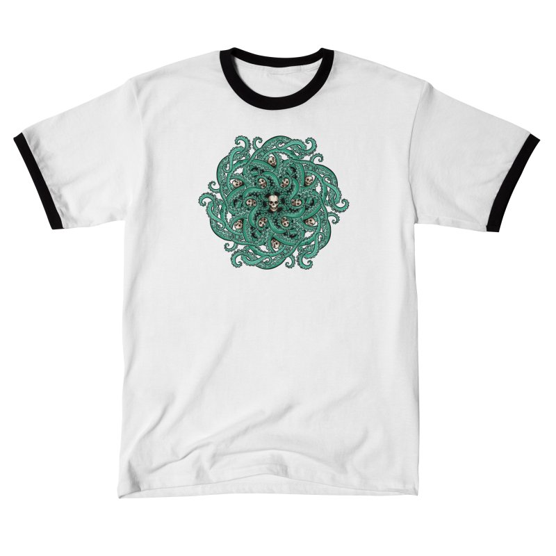 Radial Tentacles Women's T-Shirt by Marty's Artist Shop