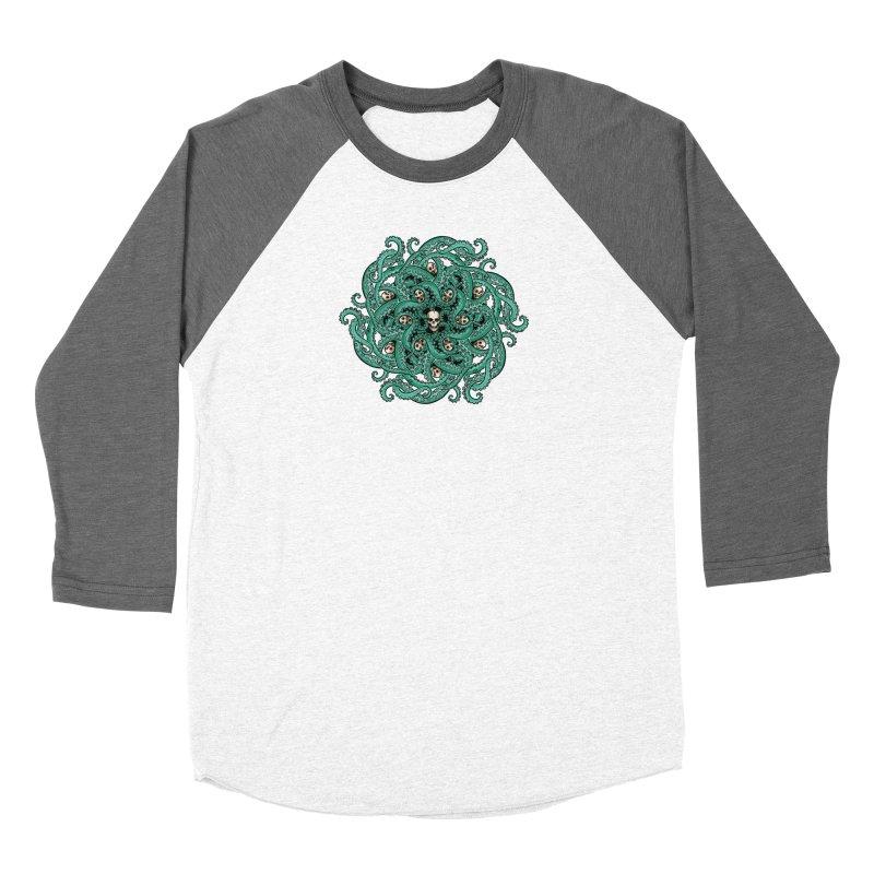 Radial Tentacles Women's Longsleeve T-Shirt by Marty's Artist Shop