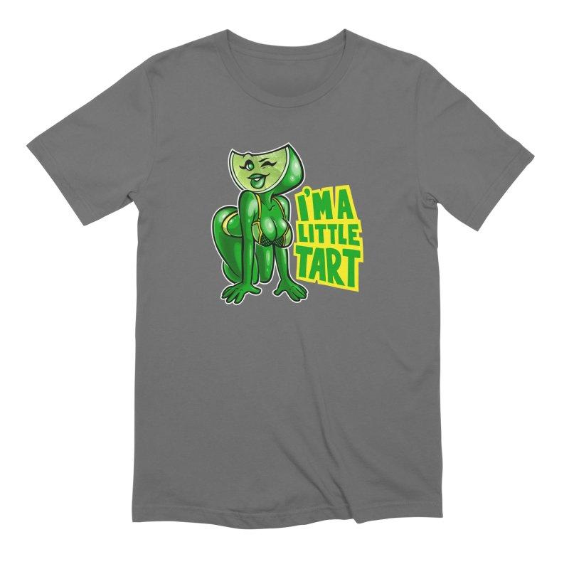 A Little Tart Men's T-Shirt by Marty's Artist Shop
