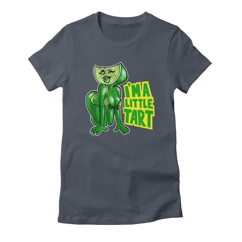 A Little Tart Women's T-Shirt by Marty's Artist Shop