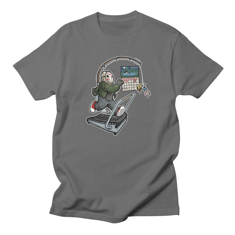 Campers Beware! Men's T-Shirt by Marty's Artist Shop