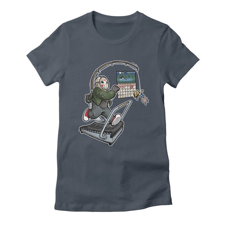 Campers Beware! Women's T-Shirt by Marty's Artist Shop