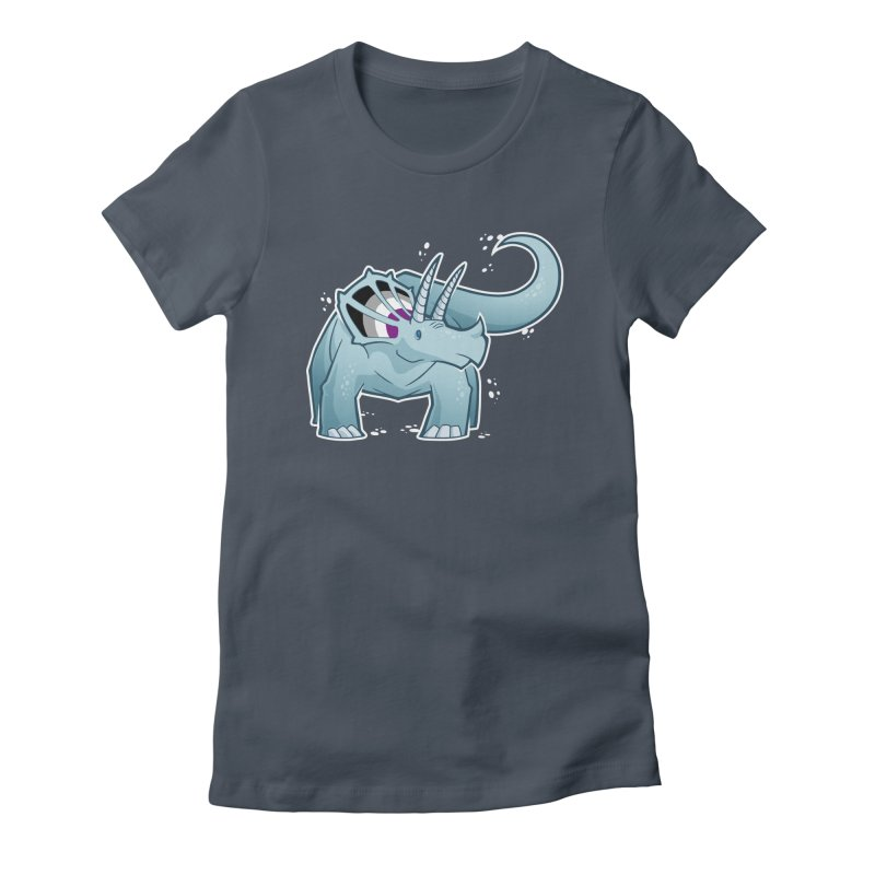 ACEratops Women's T-Shirt by Marty's Artist Shop