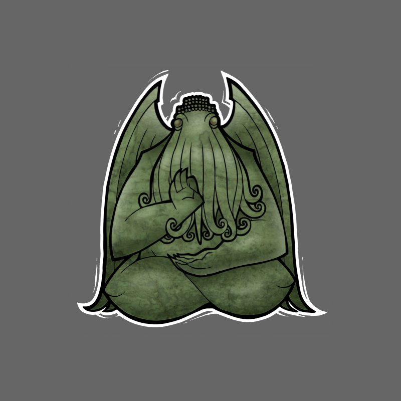 Koan of Cthulhu Women's T-Shirt by Marty's Artist Shop