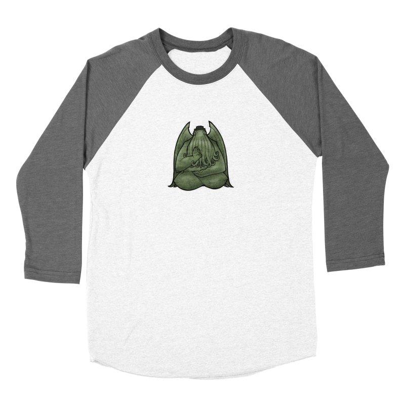 Koan of Cthulhu Women's Longsleeve T-Shirt by Marty's Artist Shop