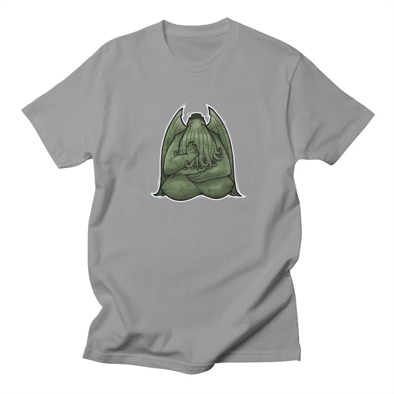 Koan of Cthulhu Men's T-Shirt by Marty's Artist Shop