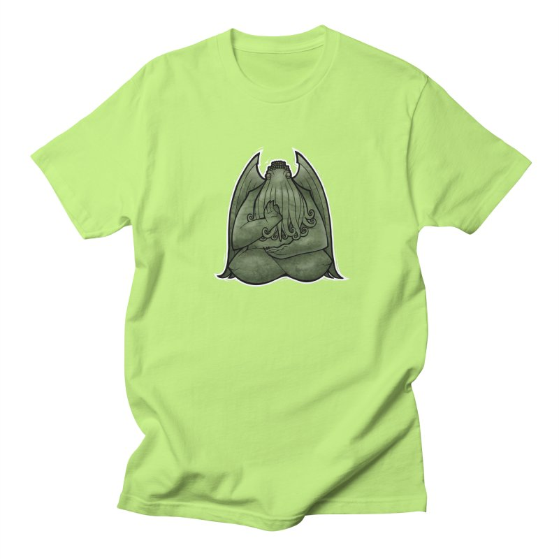 Koan of Cthulhu Men's T-shirt by Marty's Artist Shop