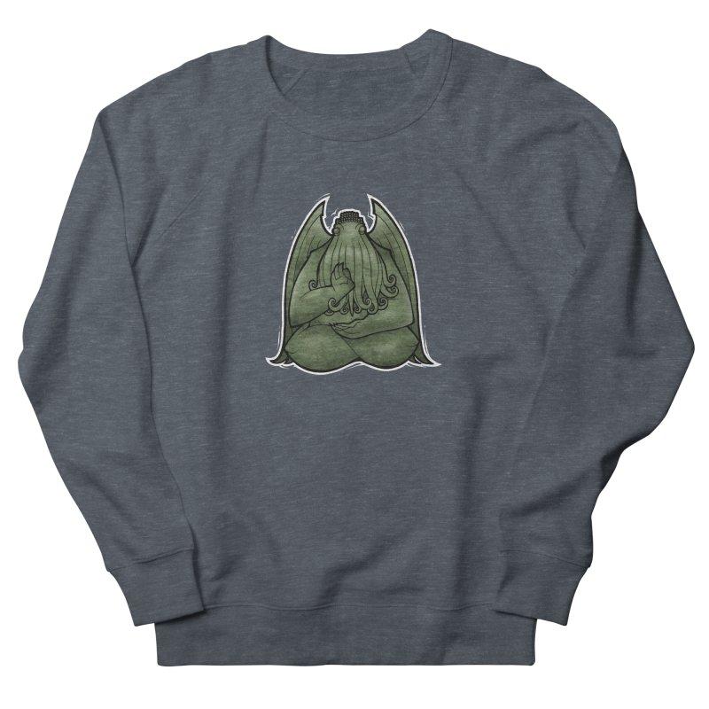 Koan of Cthulhu Men's Sweatshirt by Marty's Artist Shop
