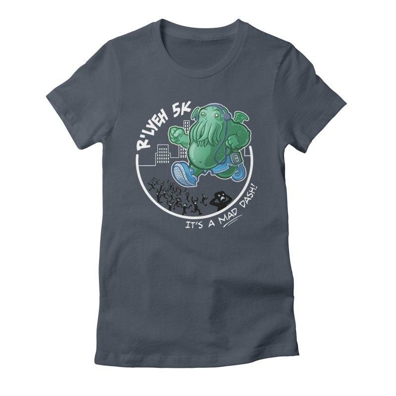R'lyeh 5k Women's T-Shirt by Marty's Artist Shop