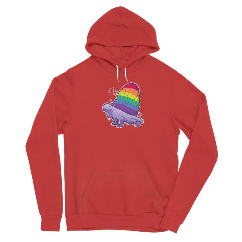 PriDemetrodon Women's Pullover Hoody by Marty's Artist Shop