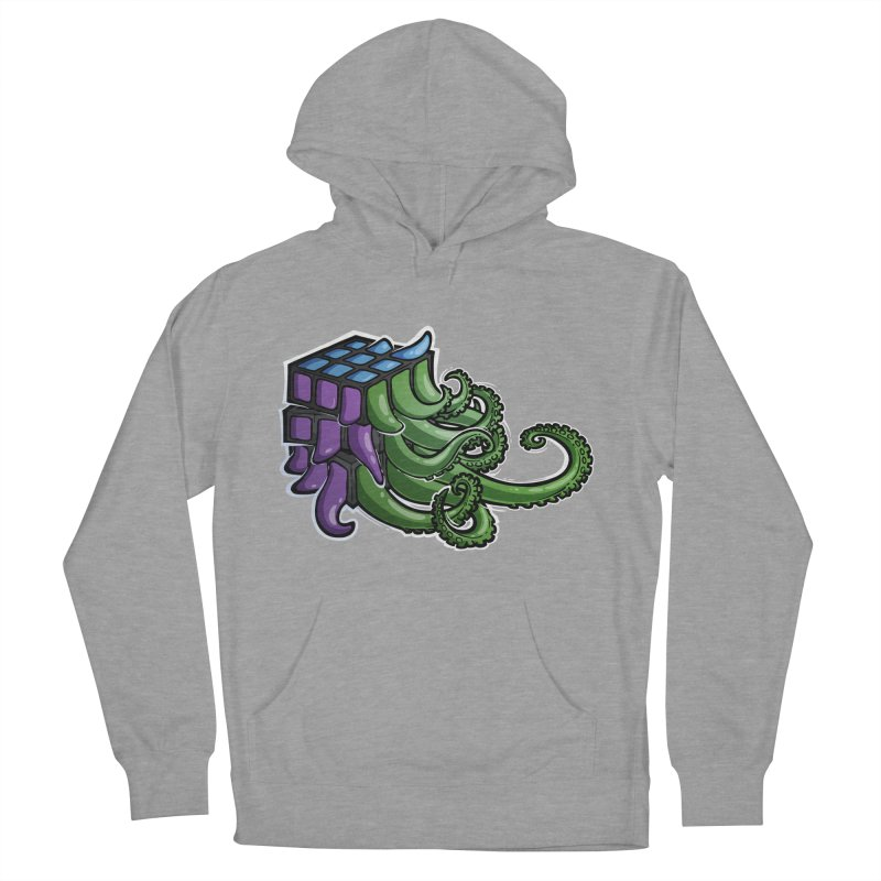 Rubik's Horror - Eldritch Edition Women's Pullover Hoody by Marty's Artist Shop