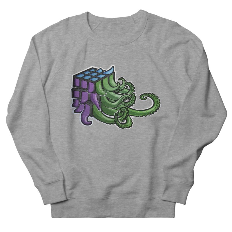 Rubik's Horror - Eldritch Edition Men's Sweatshirt by Marty's Artist Shop