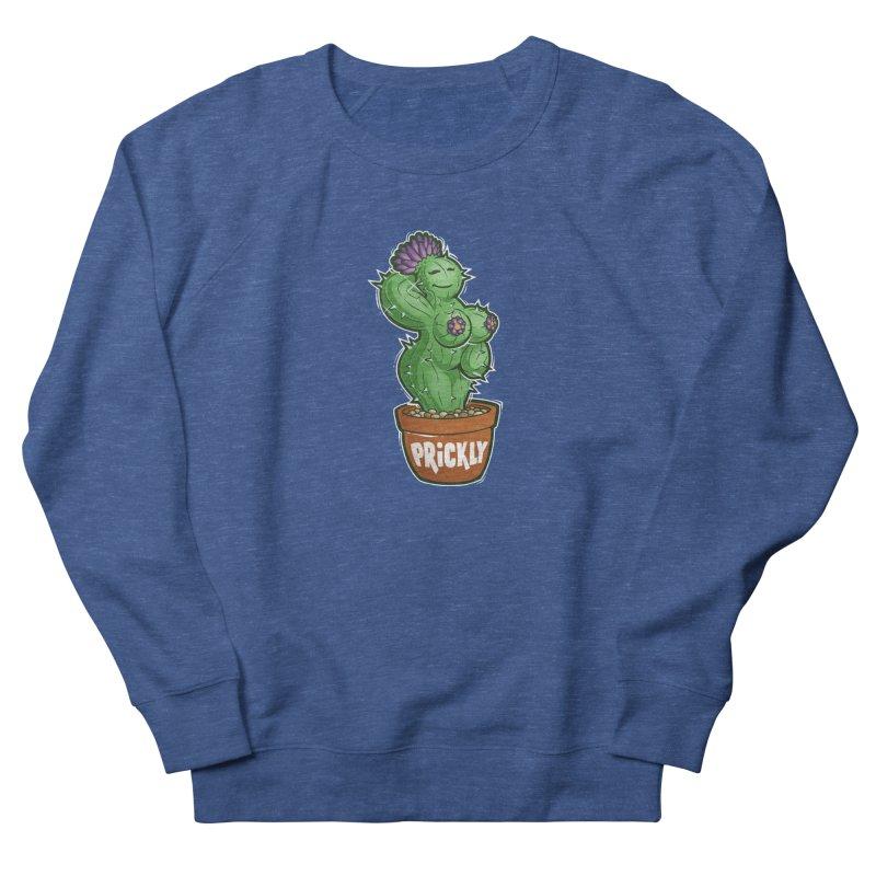 Prickly Men's Sweatshirt by Marty's Artist Shop