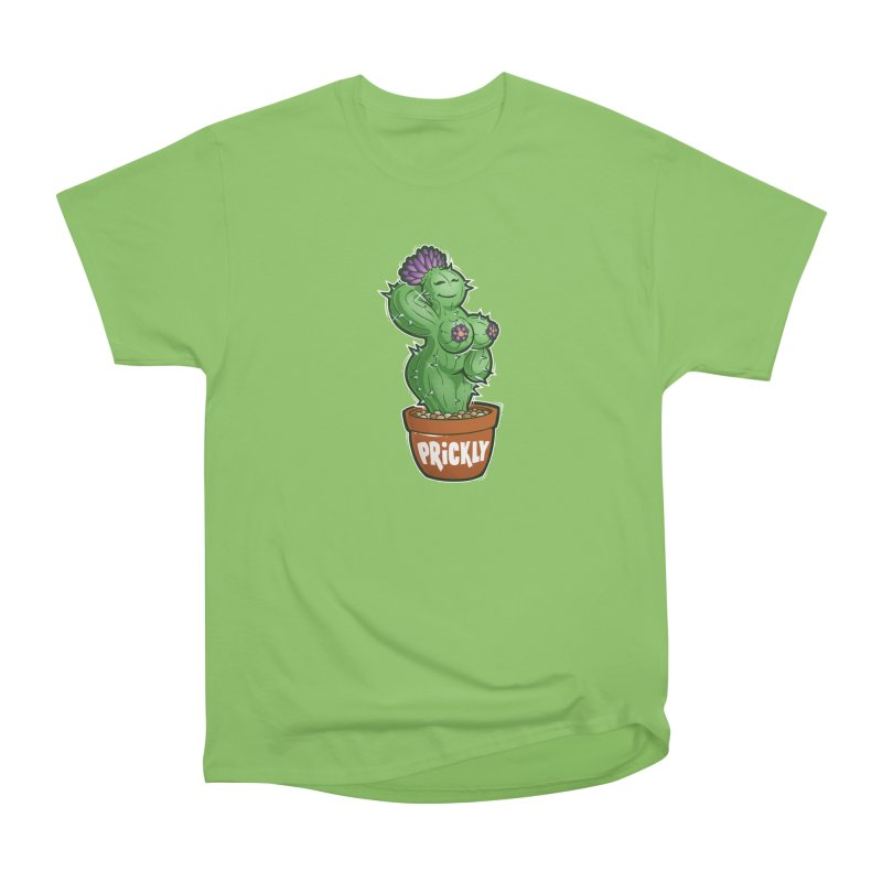 Prickly Women's Heavyweight Unisex T-Shirt by Marty's Artist Shop