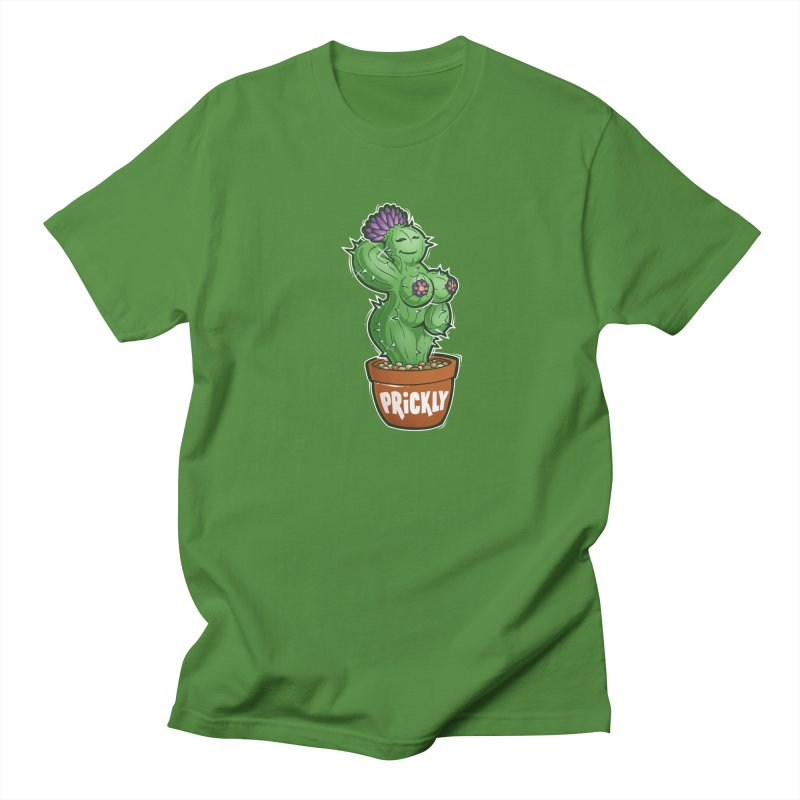 Prickly Men's T-Shirt by Marty's Artist Shop