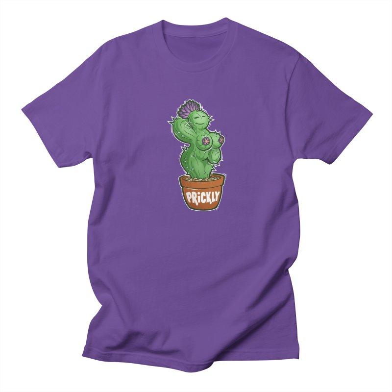 Prickly Men's Regular T-Shirt by Marty's Artist Shop