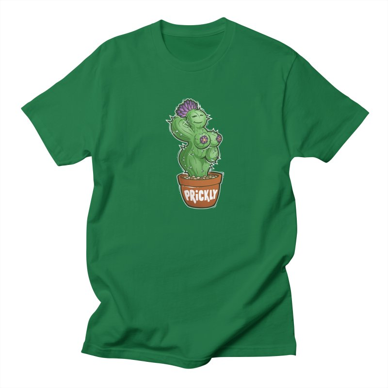 Prickly Women's Unisex T-Shirt by Marty's Artist Shop