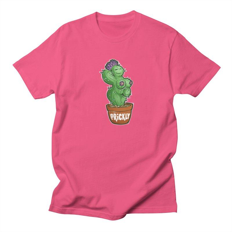 Prickly Women's Regular Unisex T-Shirt by Marty's Artist Shop