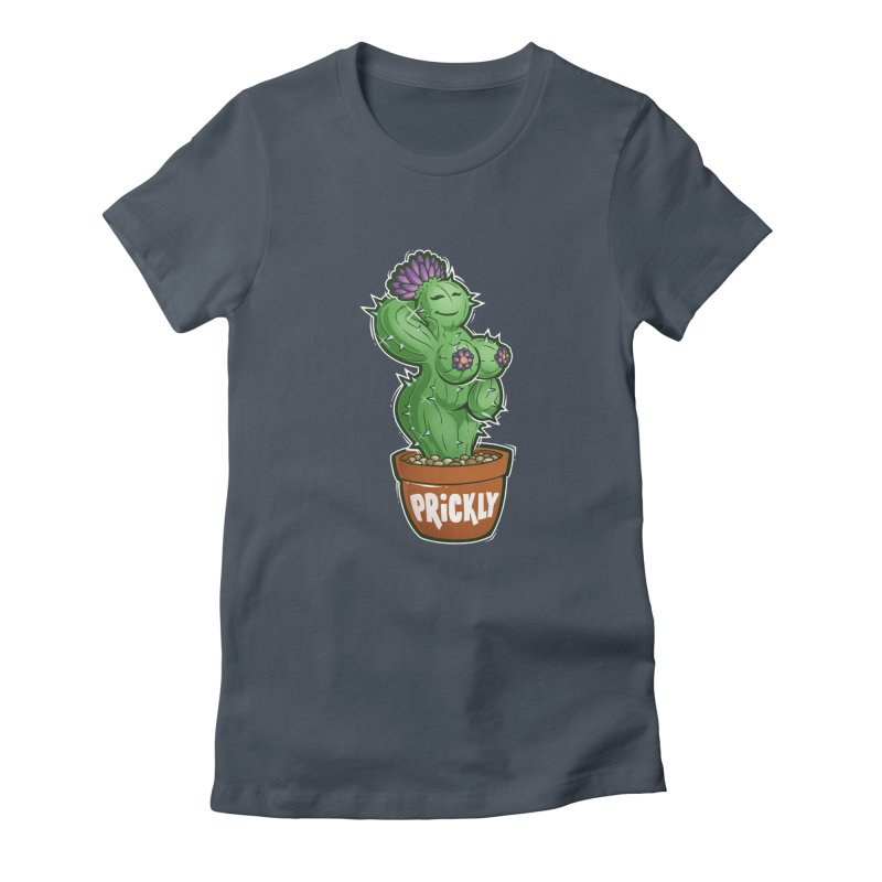 Prickly Women's T-Shirt by Marty's Artist Shop