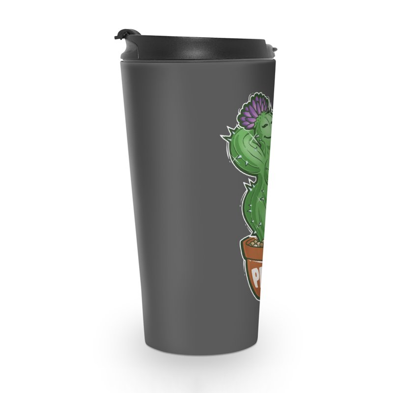 Prickly Accessories Travel Mug by Marty's Artist Shop