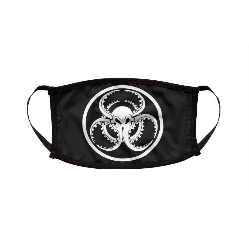Cephalopocalypse Accessories Face Mask by Marty's Artist Shop