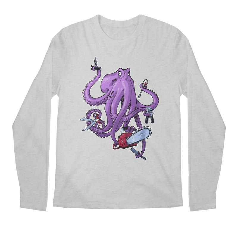 Swiss Army Octopus   by Marty's Artist Shop