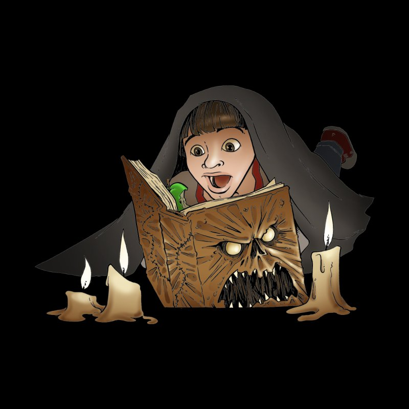 Neverending Horror Kids Baby T-Shirt by Marty's Artist Shop