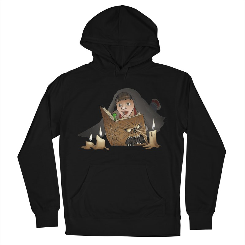 Neverending Horror Women's Pullover Hoody by Marty's Artist Shop