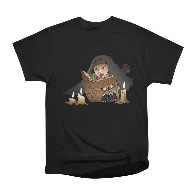 Neverending Horror Women's Heavyweight Unisex T-Shirt by Marty's Artist Shop