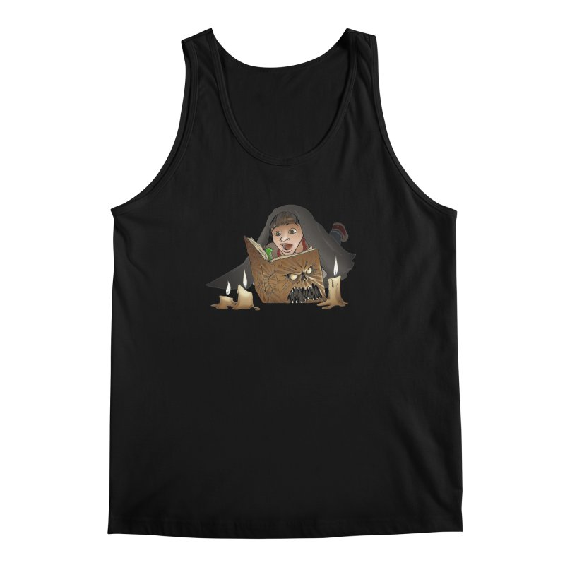 Neverending Horror Men's Regular Tank by Marty's Artist Shop