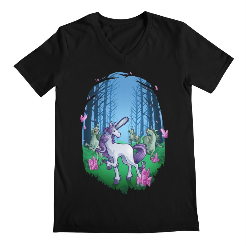 Chainsaw Unicorn   by Marty's Artist Shop