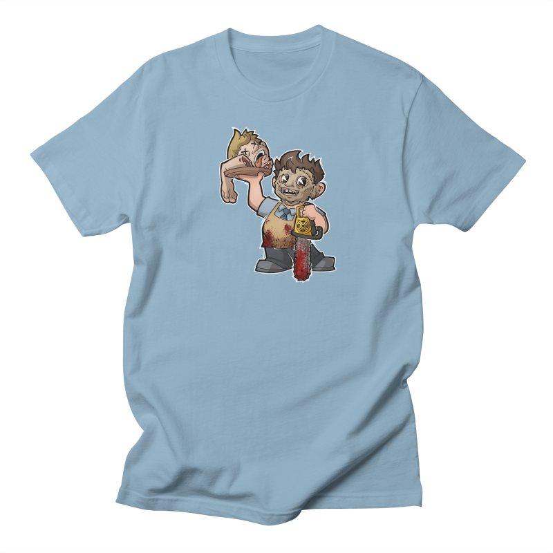 Texas Chainsaw Drive Thru Women's T-Shirt by Marty's Artist Shop