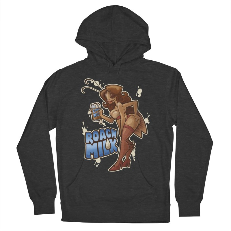 Roach Milk Men's Pullover Hoody by Marty's Artist Shop