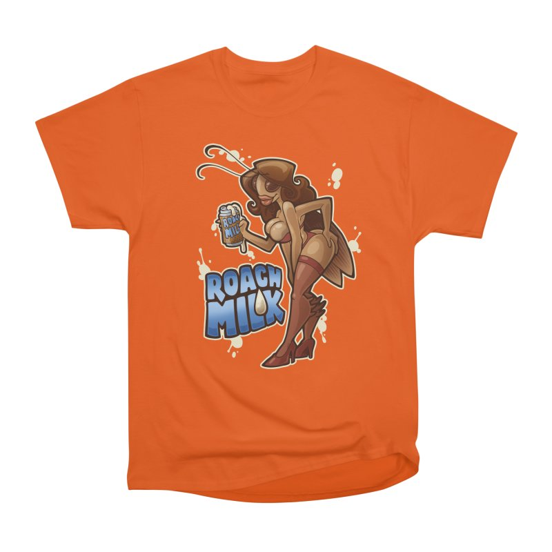 Roach Milk Women's Classic Unisex T-Shirt by Marty's Artist Shop