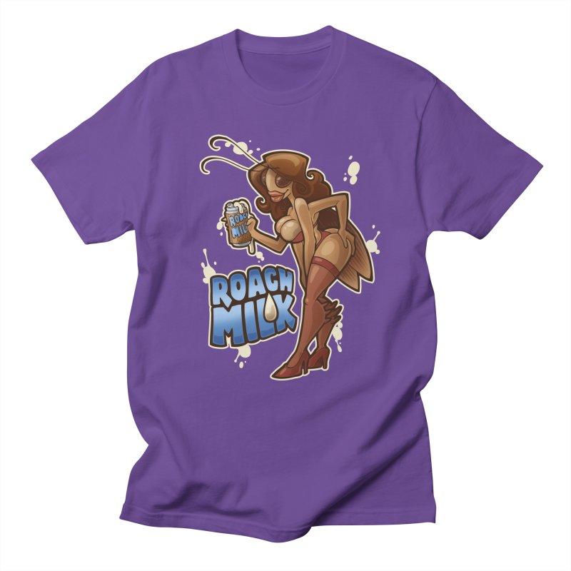 Roach Milk Men's T-shirt by Marty's Artist Shop