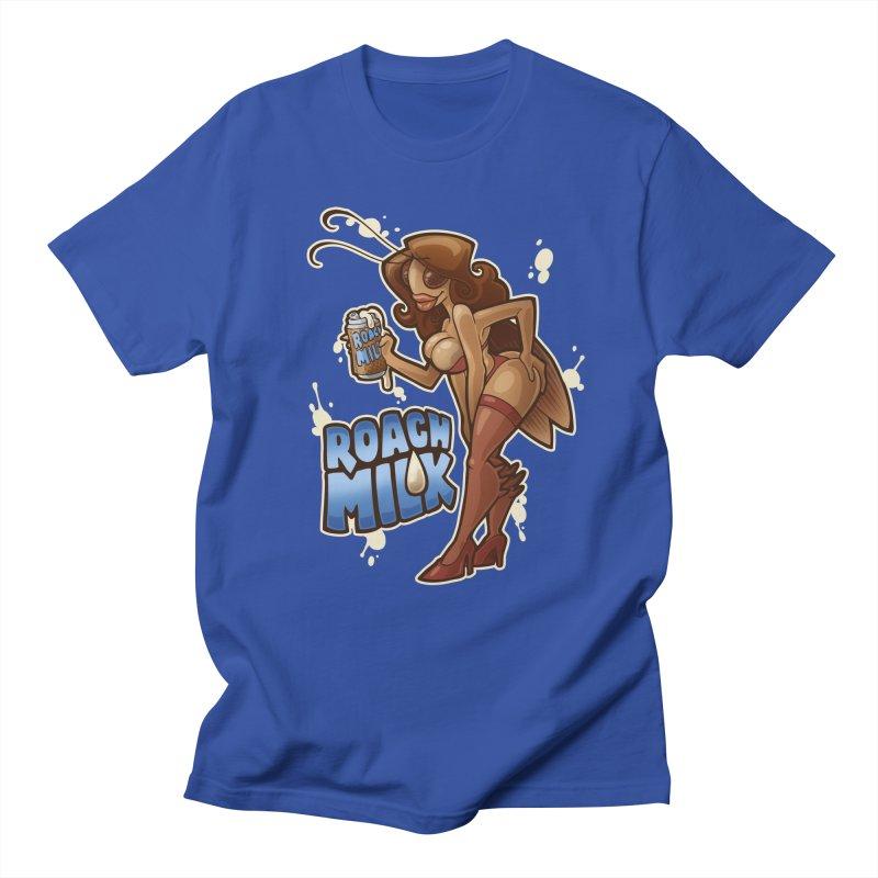 Roach Milk Women's Unisex T-Shirt by Marty's Artist Shop